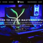 alpine mastering, glenn morrison, eight three eight agency, music seo, music studio websites