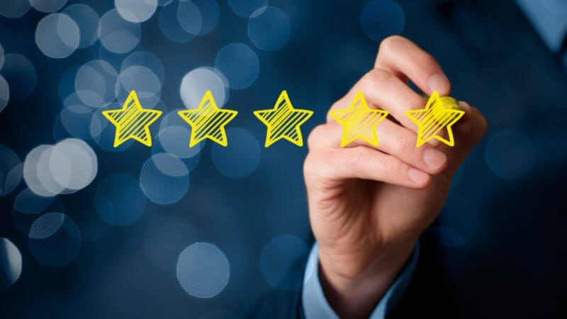 getting reviews, getting local business reviews, local seo